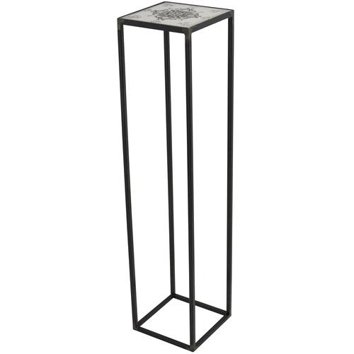 Spinder Design Ibiza Pilar 20x20x90 - Blacksmith/Tiles