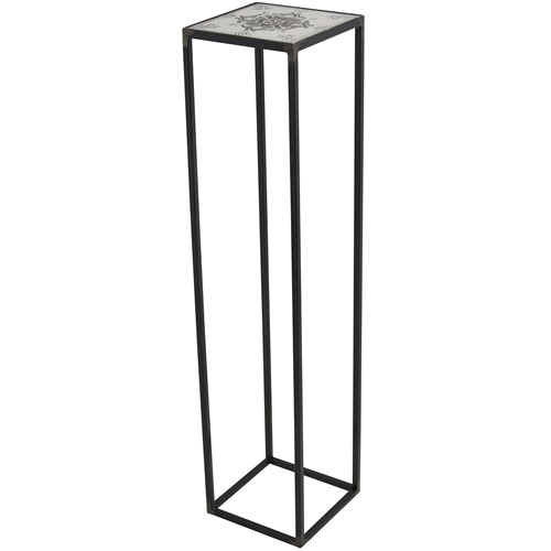 Spinder Design Ibiza Zuil 20x20x90 - Blacksmith/Tegels