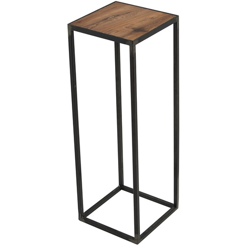 Spinder Design John Pilar 20x20x60 - Blacksmith/Oak