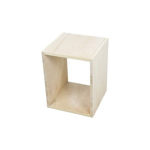 Spinder Design Tampa Cube suitable for Tampa Wall rack - Natural