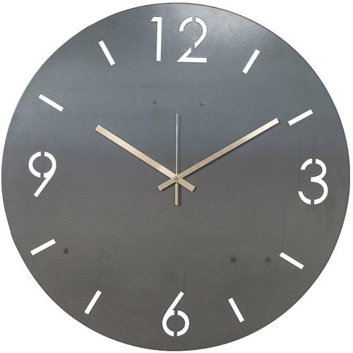 Spinder Design Time Wandklok Rond Ø 40cm - Blacksmith
