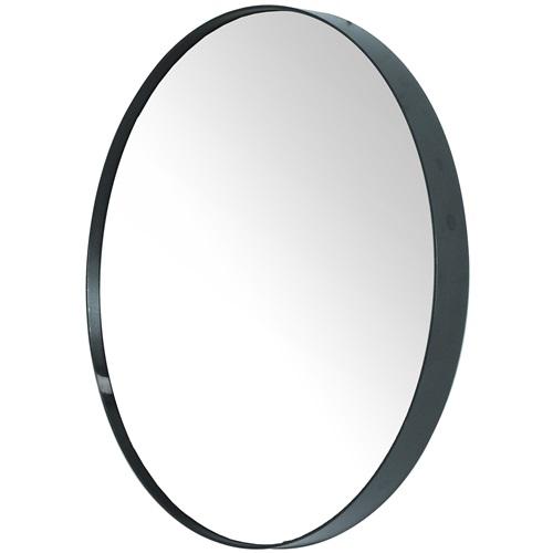 Spinder Design Donna 5 Mirror Round ø 90x5 - Blacksmith