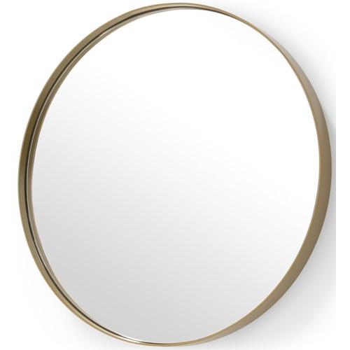 Spinder Design Donna 5 Spiegel Rond ø 90x5 - Goud