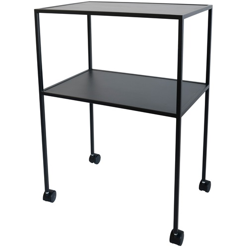 Spinder Design Küchenrollwagen - Schwarz