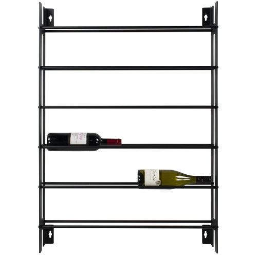 Spinder Design Vine - Wine rack - Black