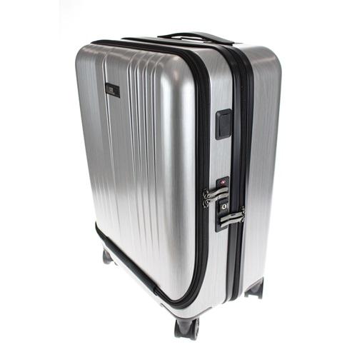 United Entertainment Handbagage Trolley - Zilver