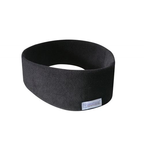 SleepPhones® Wireless v7 Fleece Midnight Black - Small/Extra Small