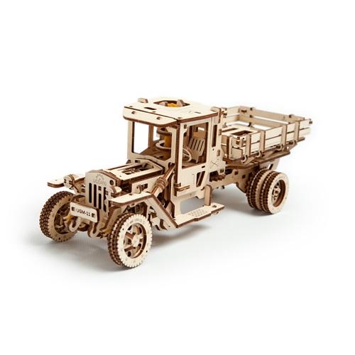 Ugears Holzbausatz - LKW UGM-11