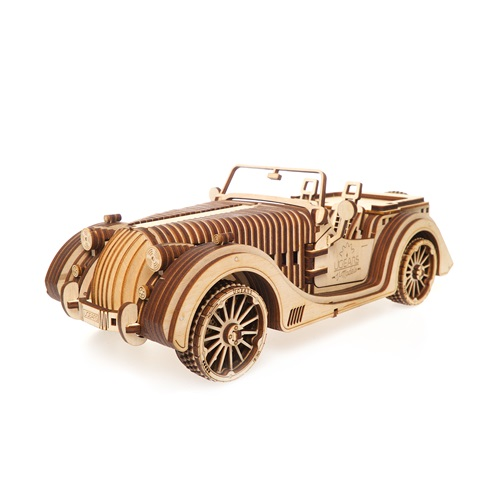 Ugears Wooden Model Kit - Roadster VM-01