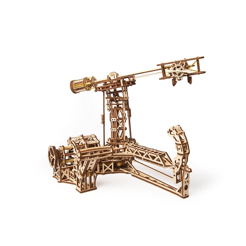 Ugears Wooden Model Kit - Aviator
