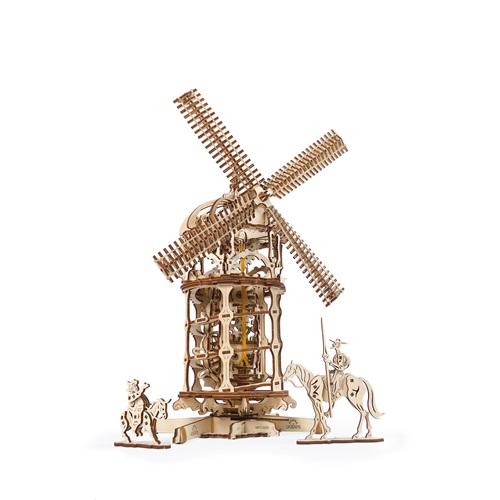 Ugears Holzbausatz - Turm Windmühle