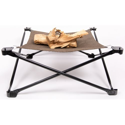 DesignNest Folding Fire - Bonfire and BBQ - 45x45x55 cm