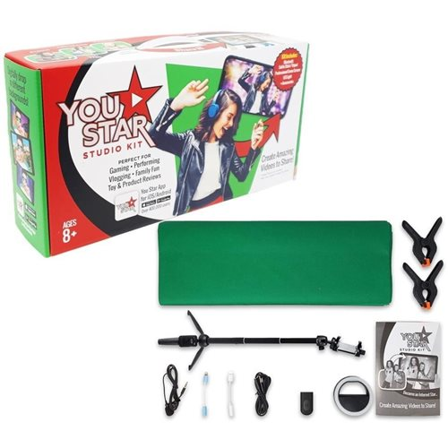 You Star Studio Kit - Je eigen Thuisstudio-set