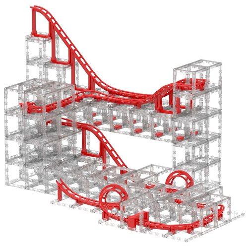 DesignNest MagnetCubes CoasterCubes - Marble Track - Advanced Pack