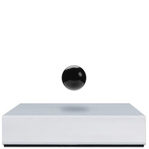 FLYTE Buda Ball - Witte Basis met Zwarte Bol