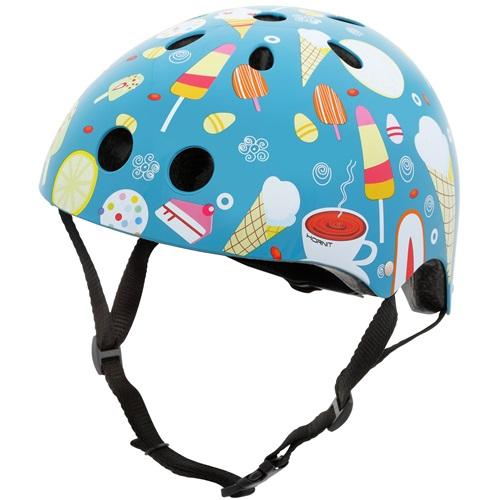 Mini Hornit Lids Fietshelm voor Kinderen - Head Candy (S)
