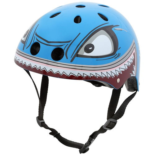 Mini Hornit Lids Bike Helmet for Kids - Hammerhead (S)