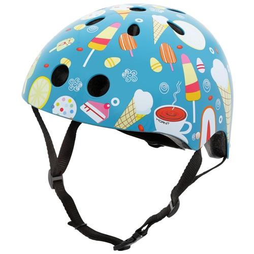 Mini Hornit Lids Fietshelm voor Kinderen - Head Candy (M)