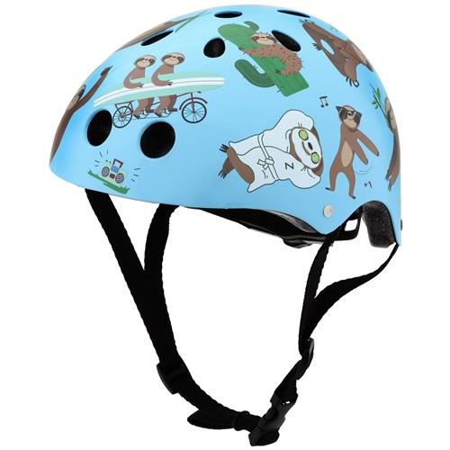 Mini Hornit Lids Bike Helmet for Kids - Super Sloth (S)