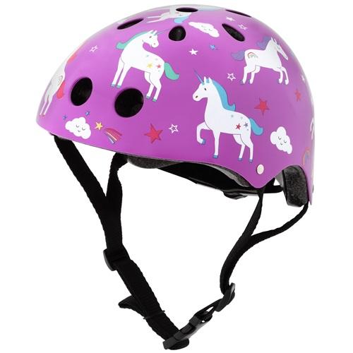 Mini Hornit Lids Bike Helmet for Kids - Unicorn (S)