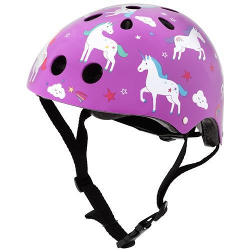 Mini Hornit Lids Bike Helmet for Kids - Unicorn (M)
