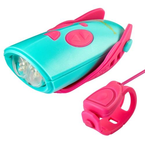 Mini Hornit - Pink/Turqoise