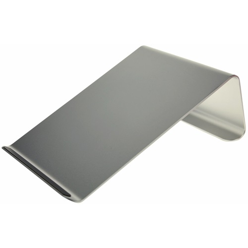 United Entertainment Laptop Stand - Lightweight - Silver