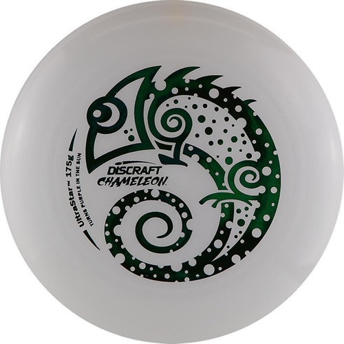 Discraft UltraStar - Frisbee - UV - Colour Changing - 175 gram