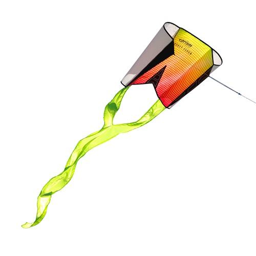 Prism Pocket Flyer Inferno - Vlieger - Eenlijner - Rood