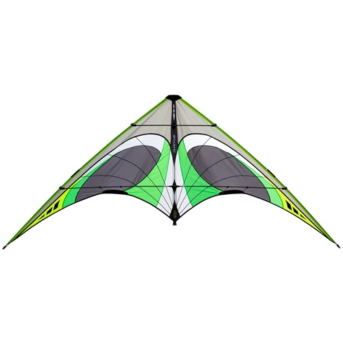 Prism Quantum 2.0 Graphite - Lenkdrachen - Grau