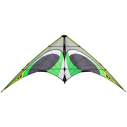 Prism Quantum 2.0 Graphite - Vlieger - Stuntvlieger - Grijs