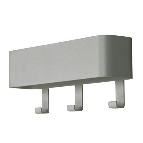 Spinder Design Dax Play 3 Wandkapstok met 3 haken 27x7,5x12 - Groen