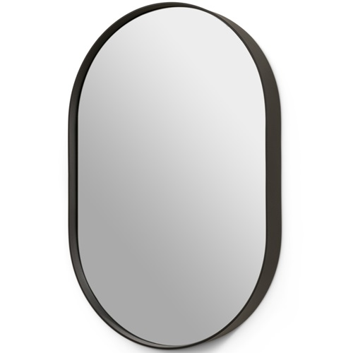 Spinder Design Donna Arena Mirror 40x60 - Black