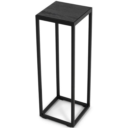 Spinder Design Daniel Säule 20x20x60 - Schwarz