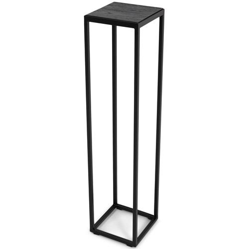Spinder Design Daniel Zuil 20x20x90 - Zwart