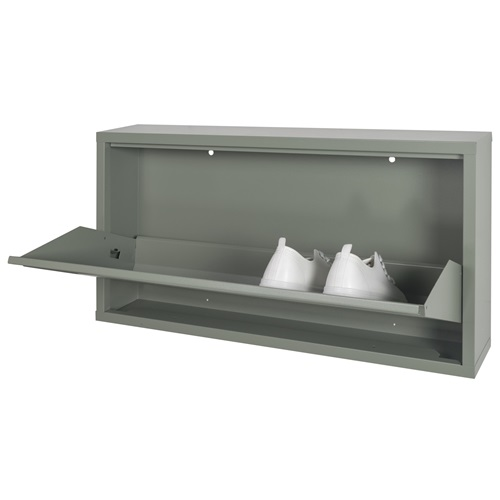 Spinder Design Billy 1 Shoe cabinet with 1 compartment 75x12.5x37.5 - Dusty Green