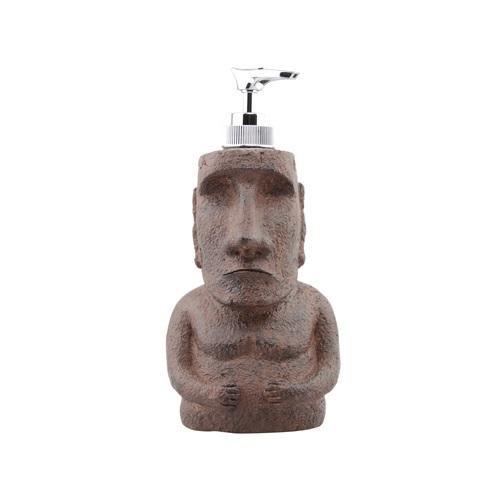 Rotary Hero Moai Soap Dispenser