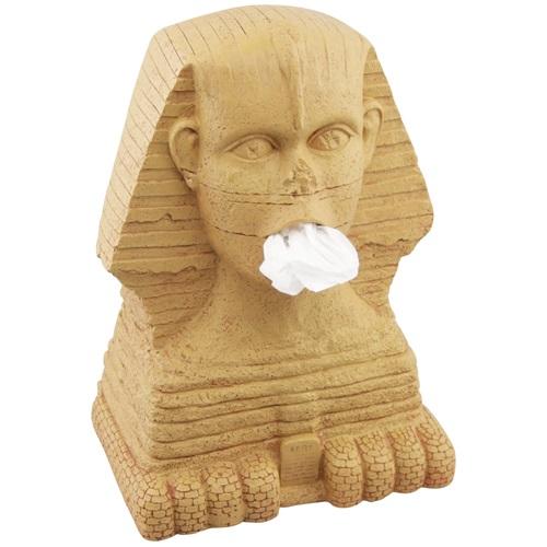Rotary Hero Sphinx Tissue Box Holder